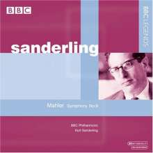 Kurt Sanderling dirigiert, CD