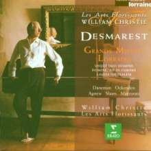 Henry Desmarest (1661-1741): Motets lorrains, CD