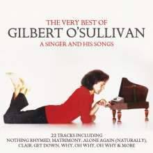Gilbert O'Sullivan: The Very Best Of Gilbert O'Sullivan, CD