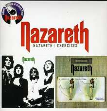 Nazareth: Nazareth/Exercises (Remaster), CD