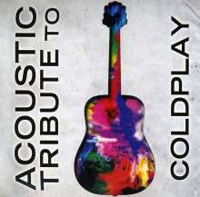 Coldplay Tribute: Acoustic Tribute To Coldplay, CD
