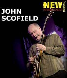 John Scofield  (geb. 1951): The Paris Concert (23.4.2010), Blu-ray Disc