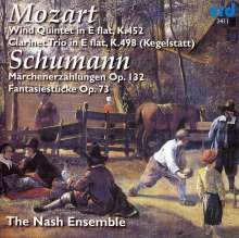 Nash Ensemble: Mozart: Clarinet Trio In Eb, CD