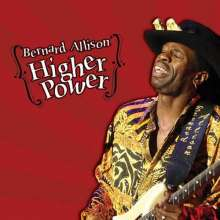 Bernard Allison: Higher Power, CD