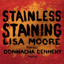 Donnacha Dennehy (geb. 1970): Stainless Staining für Klavier & Soundtrack, Maxi-CD