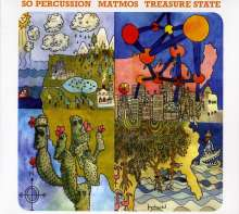 So Percussion; matmos: Treasure State, CD