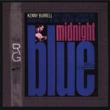 Kenny Burrell  (geb. 1931): Midnight Blue (Rudy Van Gelder Remasters), CD