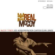 McCoy Tyner  (geb. 1938): The Real McCoy, CD