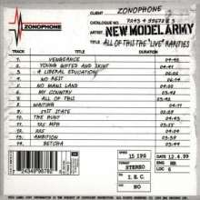 New Model Army: All Of This The Live Rarities, CD