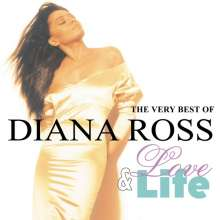 Diana Ross: Love & Life: The Very Best Of Diana Ross, CD