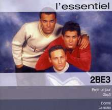 2 Be 3: L'Essentiel, CD