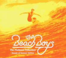 Beach Boys: Platinum Collection, 3 CDs