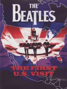 Beatles: The First U.S. Visit, DVD