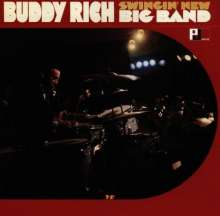 Buddy Rich  (1917-1987): Swingin' New Big Band, CD