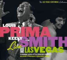 Louis Prima; Keely Smith: Live From Las Vegas, CD
