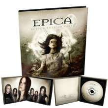 Epica: Design Your Universe (Ltd. Deluxe Edition), CD