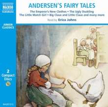 Andersen,Hans Christian:Fairy Tales (in engl.Spr.), 2 CDs