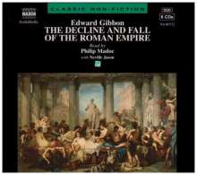 Gibbon,E.:Decline & Fall of Roman Empire I, 6 CDs