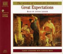 Dickens,Charles:Great Expectations, 4 CDs