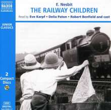 Nesbit,Edith:The Railway Children  (in engl.Spr.), 2 CDs