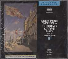 Proust,Marcel:Within a Budding Grove (Part 1), 3 CDs