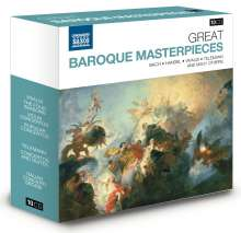 Great Baroque Masterpieces, 10 CDs