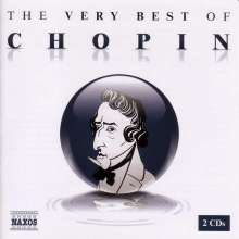 The Very Best of Chopin, 2 CDs