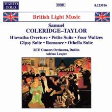 Samuel Coleridge-Taylor (1875-1912): Othello - Suite op.79, CD