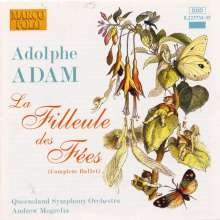 Adolphe Adam (1803-1856): La Filleule des Fees (Ballettmusik), 2 CDs