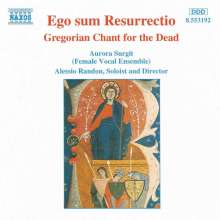 Gregorian Chant for the Dead, CD