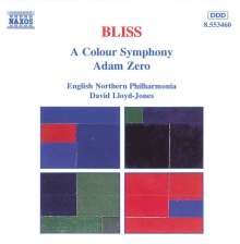 Arthur Bliss (1891-1975): A Colour Symphony, CD