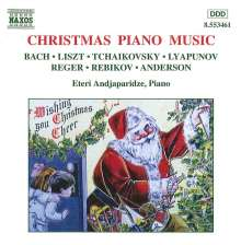 Christmas Piano Music, CD