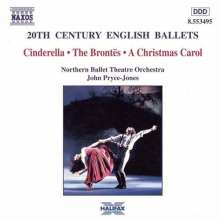 20th Century English Ballets, CD