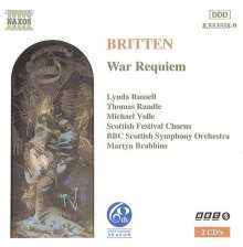 Benjamin Britten (1913-1976): War Requiem op.66, 2 CDs