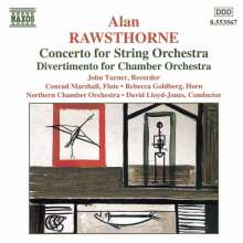 Alan Rawsthorne (1905-1971): Concerto for String Orchestra, CD