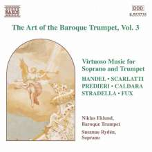 Niklas Eklund - Art of Baroque Trumpet 3, CD
