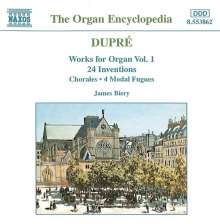 Marcel Dupre (1886-1971): Orgelwerke Vol.1, CD