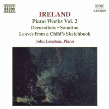 John Ireland (1879-1962): Klavierwerke Vol.2, CD