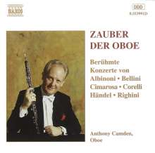 Anthony Camden - Zauber der Oboe, CD