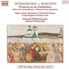 Borodin:in The Steppes Of C, CD