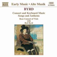 William Byrd (1543-1623): Consort Music, CD