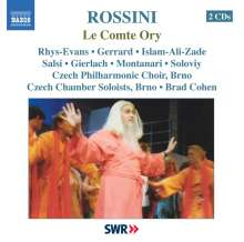 Gioacchino Rossini (1792-1868): Le Comte Ory, 2 CDs