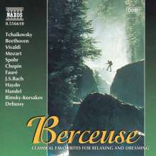 Berceuse (Night Music 10), CD