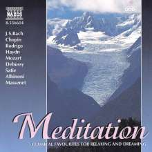 Various Artists: Meditation, CD