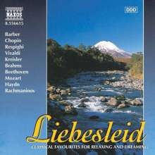 Various Artists: Liebesleid, CD