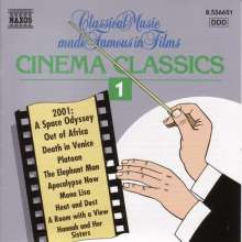 Various Artists: Cinema Classics 1, CD
