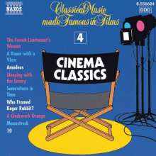 Cinema Classics Vol.4, CD