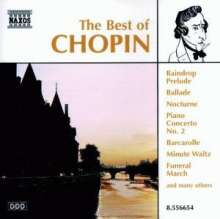 Best of Chopin, CD