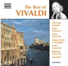 Best of Vivaldi, CD