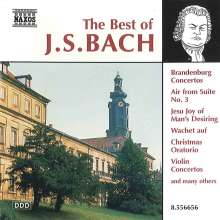 Best of Bach, CD